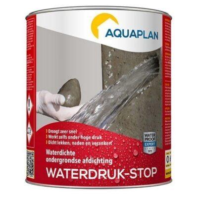 Waterdruk-Stop