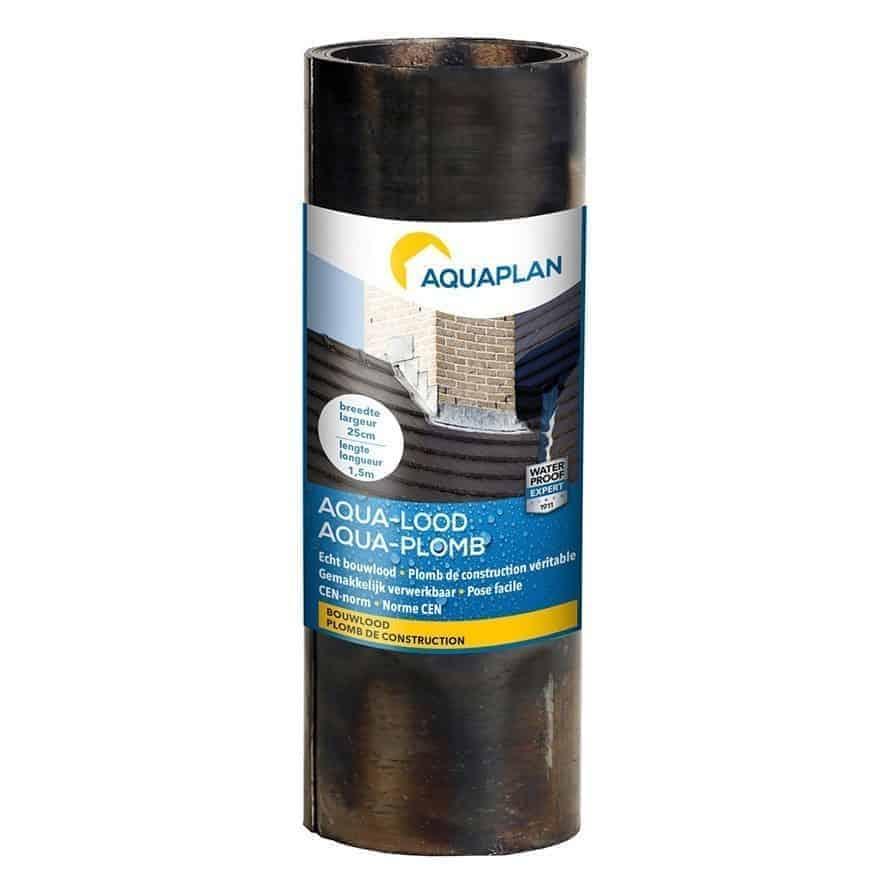 Aqua lood aquaplan for Vijverfolie gamma