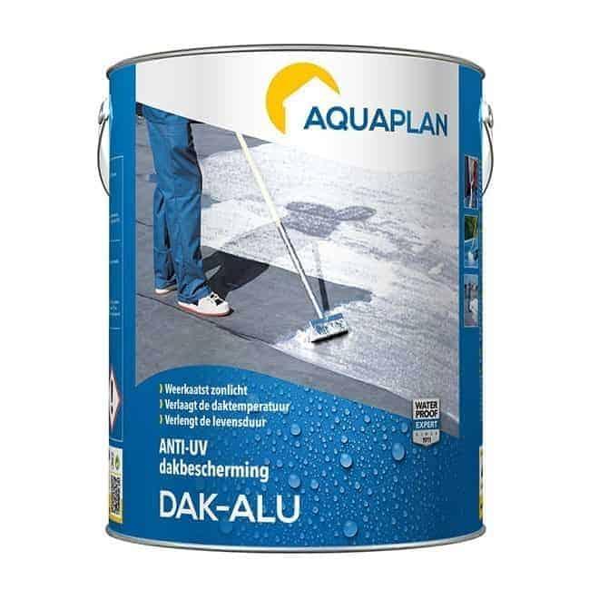 Dak alu aquaplan for Vijverfolie gamma