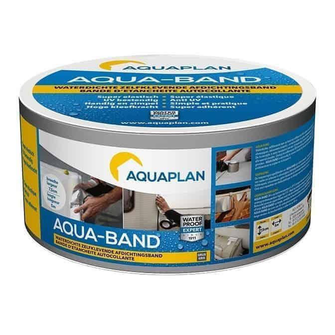 Aqua band grijs aquaplan for Vijverfolie gamma