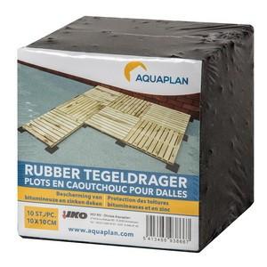 Rubber Tegeldragers