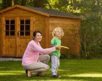 Zelf een tuinhuis bouwen? Kies de juiste dakbedekking!