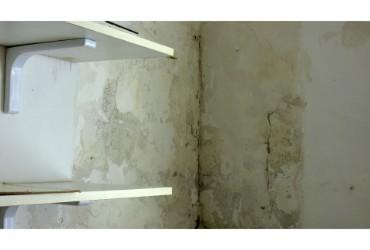 Murs Intérieurs Humides à Cause De La Pluie Aquaplan