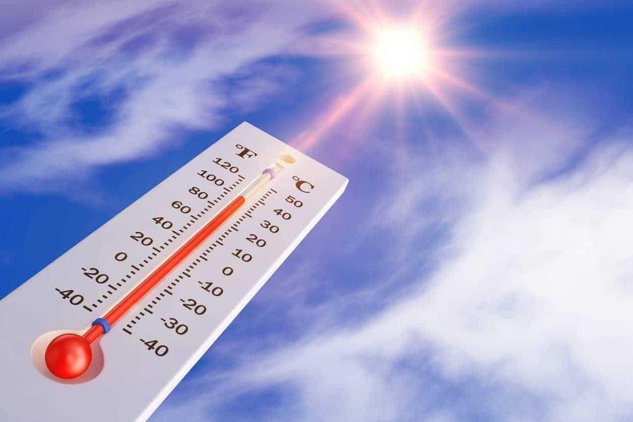 Beschermen tegen de zon!